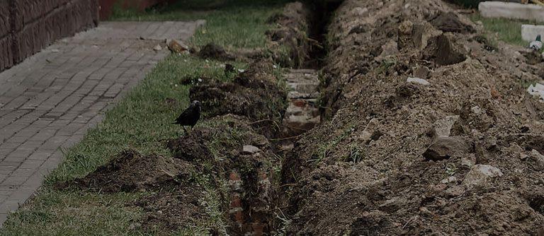 Sewer Excavation